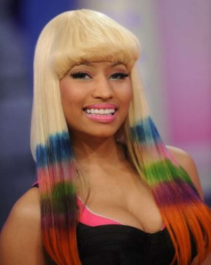 Nicki Minaj has performed as a musical guest on the show.