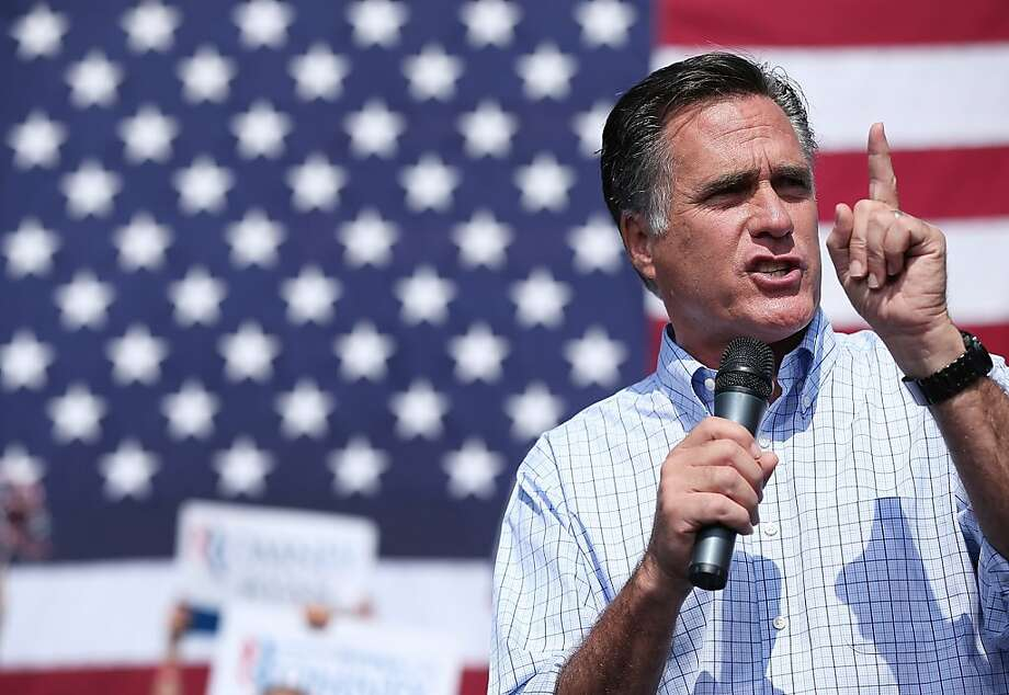 GOP presidential candidate Mitt Romney says there are parts of health reform he will keep. Photo: Win McNamee, Getty Images