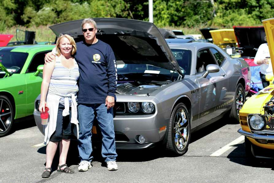 Were you Seen at the second annual Times Union Car Show on the grounds of the Times Union in Colonie