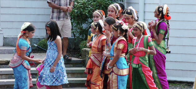 Were you seen in Fairfield Sunday afternoon at the Hindu Center's Indian Heritage Festival? 9/16/2012 Photo: Todd Tracy / Connecticut Post contributed