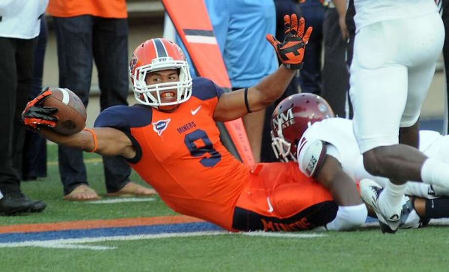 8. UTEP (last week 10, next week @ Wisconsin) — Fourth straight victories over New Mexico State gives Miners a little momentum as they prepare for reeling Badgers.(Robin Zielinski / Associated Press)