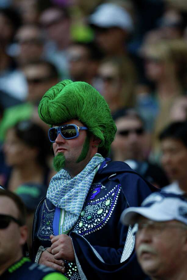 Dallas Cowboys Seattle Seahawks in the first half of an NFL football game, Sunday, Sept. 16, 2012, in Seattle. Photo: AP