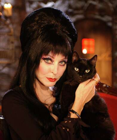 Elvira, Mistress of the Dark.