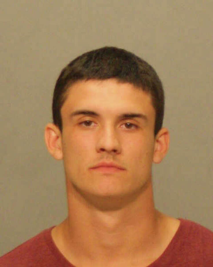 Mark B. Johnson, 19, of Cos Cob, has been charged with burglarizing a Shelter Drive home and attempting to flee from responding police Sunday, Sept. 16, 2012. Photo: Contributed Photo