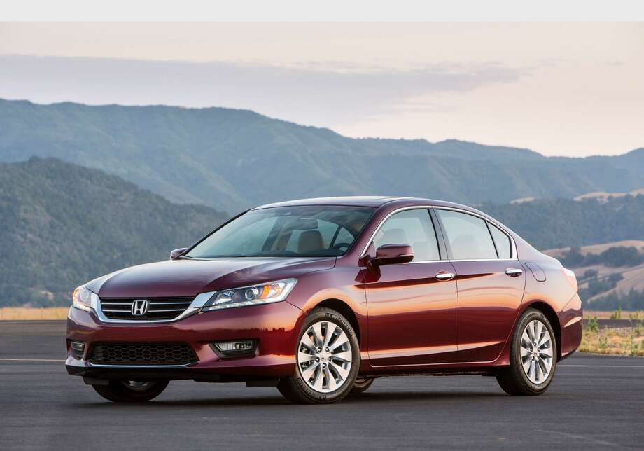 2013 Honda Accord: The Accord has been a staple in the U.S. for nearly a decade, but the car company is make a few changes to the model. It'll have hybrid and plug-in versions, and engineers tweaks the drivetrain for better fuel economy.
