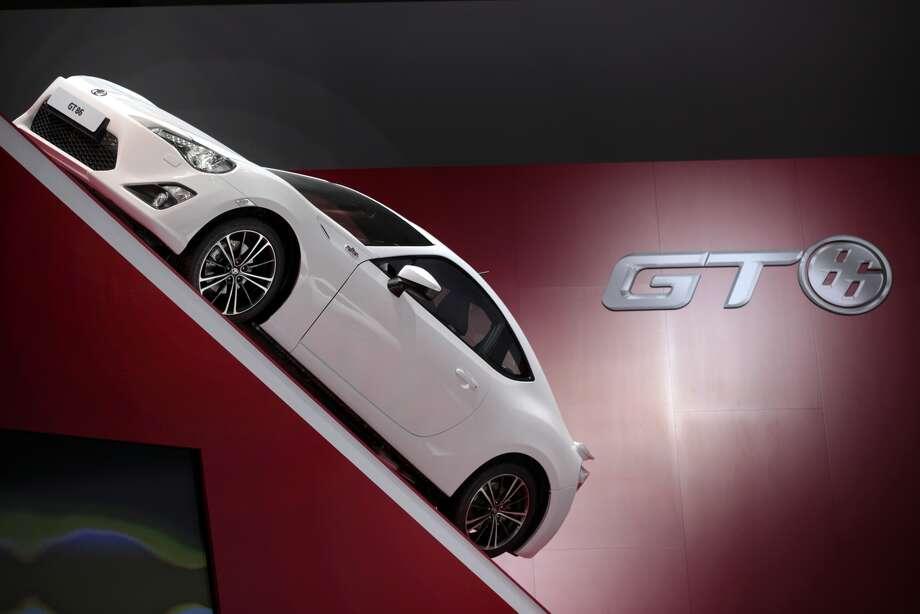 2013 Toyota GT 86