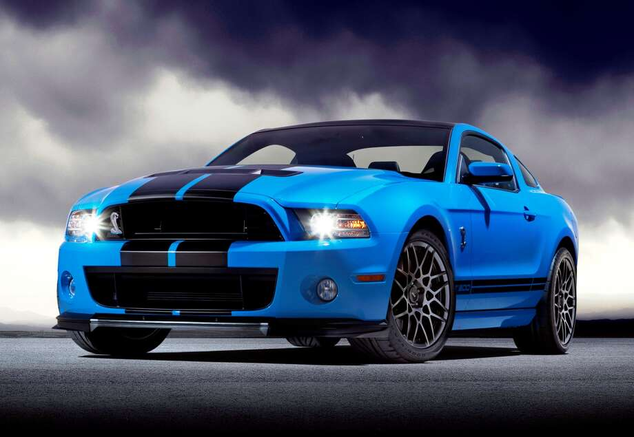 2013 Ford Shelby GT500: Many car manufacturers are going for fuel economy in their 2013 models. Ford is looking for speed. The Shelby GT500 can top the 200-mph mark, but it might hurt you at the pump.