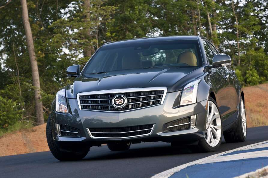 2013 Cadillac ATS: The Cadillac ATS has gotten some rave reviews for its perofr