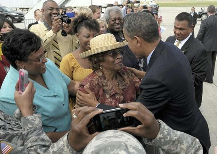 Barack Obama in San Antonio