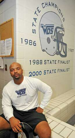 Paul Thomas, now an assistant coach at West Orange-Stark High School, was a part of one of the most memorable games in Southeast Texas, in 2000, when West Orange-Stark defeated Nederland High School. Dave Ryan/The Enterprise Photo: Paul Chinn