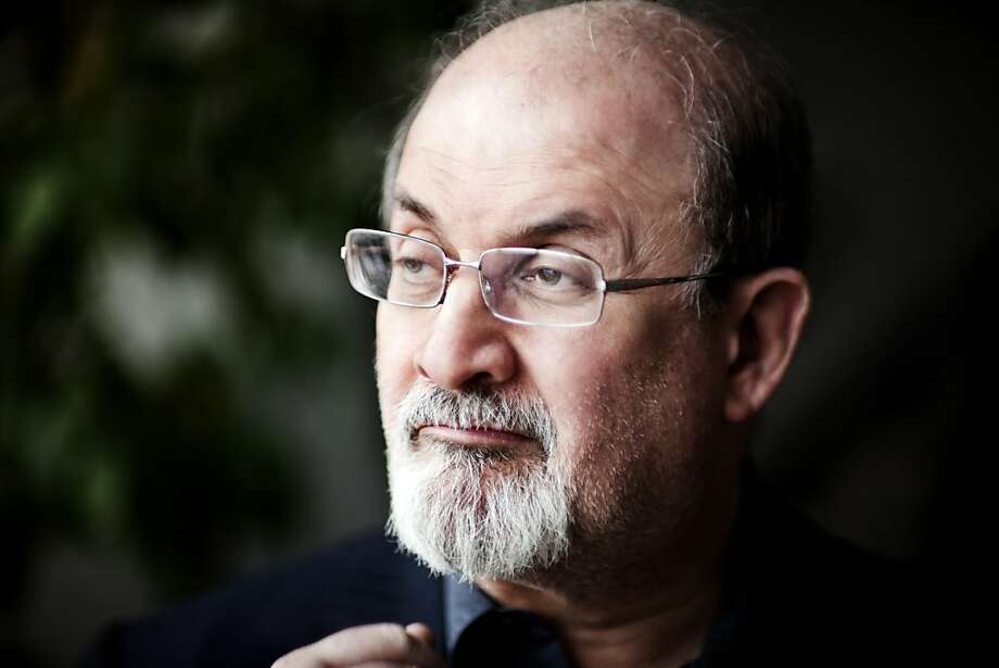 Salman Rushdie Photo: Syrie Moskowitz