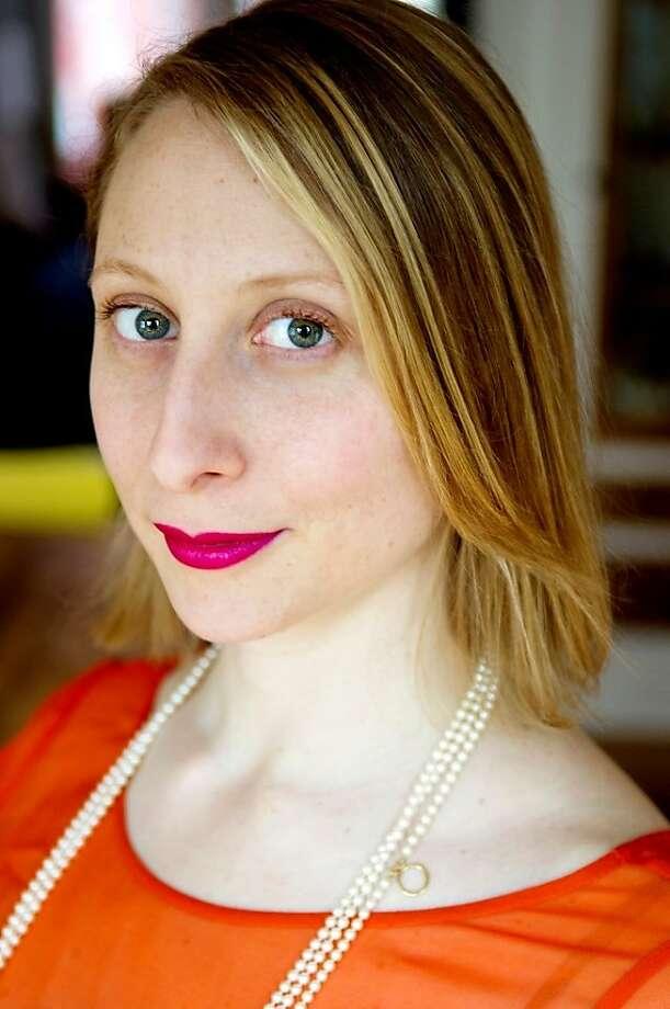 Emma Straub Photo: Sarah Shatz