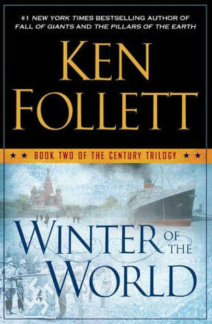 "The second volume of Ken Follett's Century Trilogy, ""Winter of the World,"" improves on ""Fall of Giants,"" the first."
