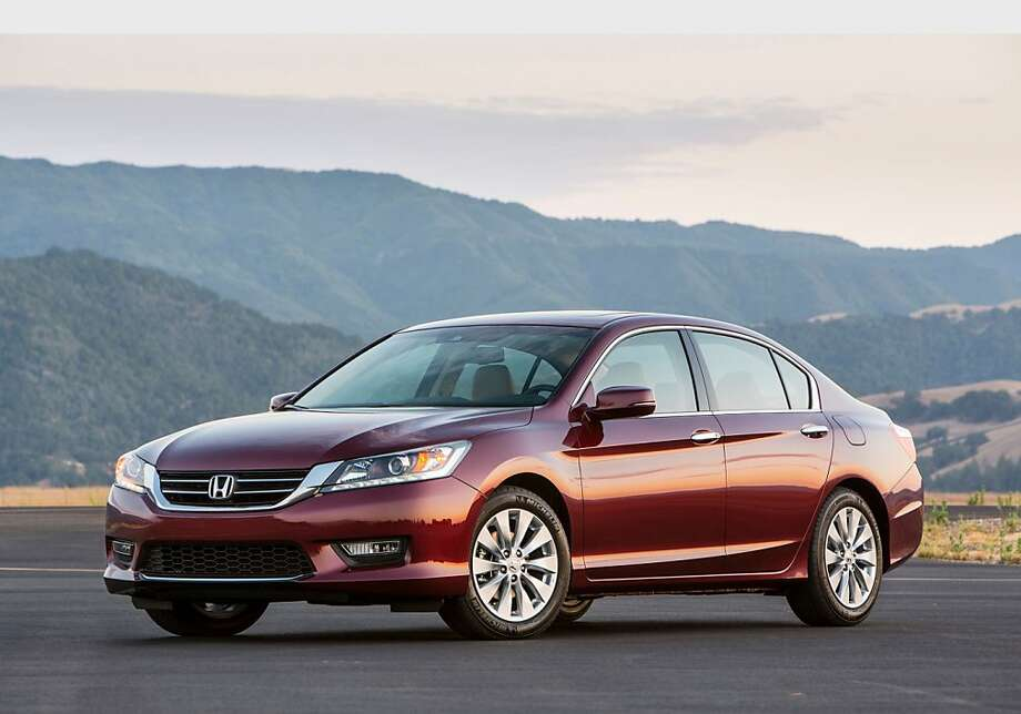 Honda is preparing to release its ninth-generation Accord. Photo: Associated Press