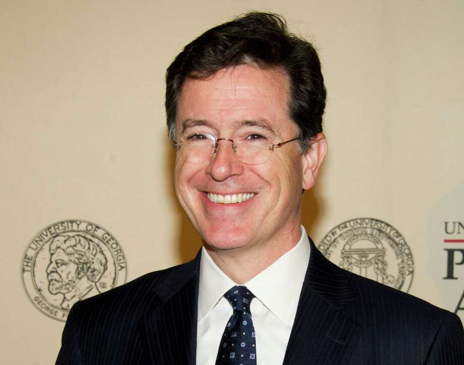 "Stephen Colbert is among the guest hosts on ""Good Morning America."" Photo: Charles Sykes, Associated Press / FR170266 AP"
