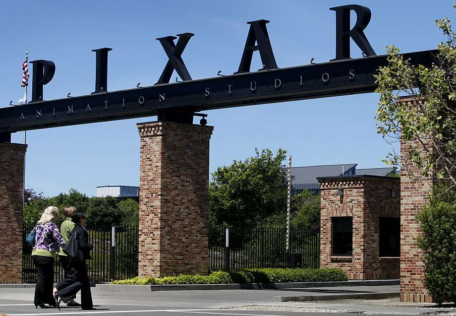 Pixar Animation Studios in Emeryville is a family favorite. Photo: Paul Chinn, The Chronicle