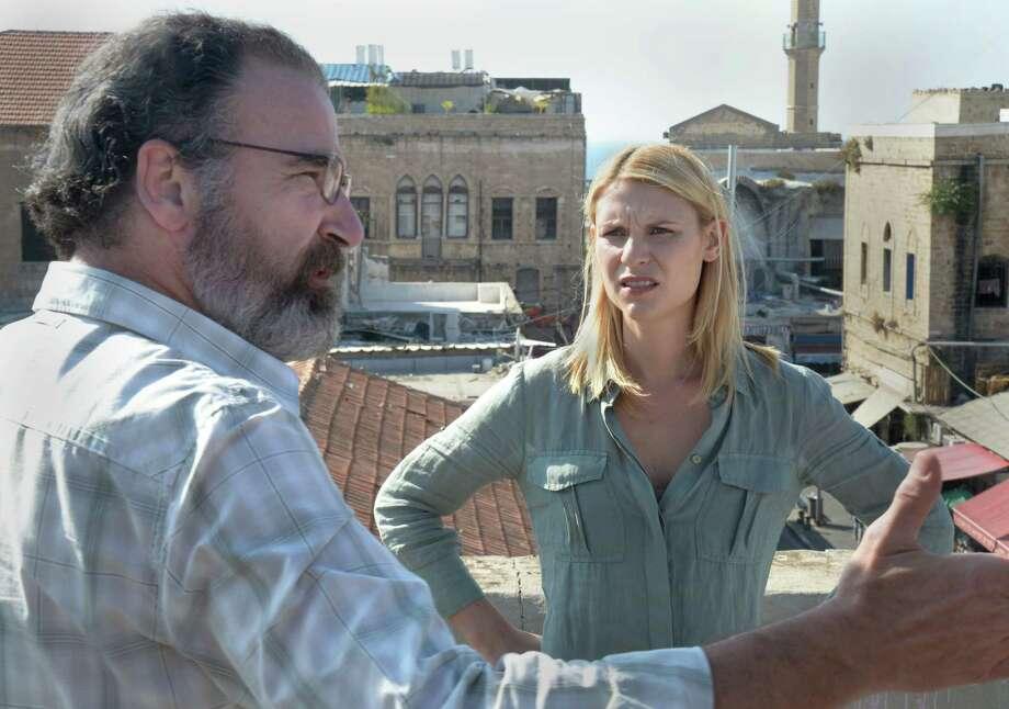 "Jakle's pick, Best Drama series: ""Homeland,"" Showtime Photo: HOMELAND (Season 2) / Copyright:  Showtime 2012"