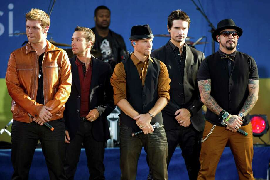 The Backstreet Boys Photo: Invision / Invision
