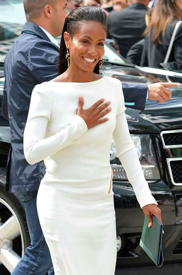 Actress Jada Pinkett stays in top shape. Photo: Alberto E. Rodriguez / 2012 Getty Images