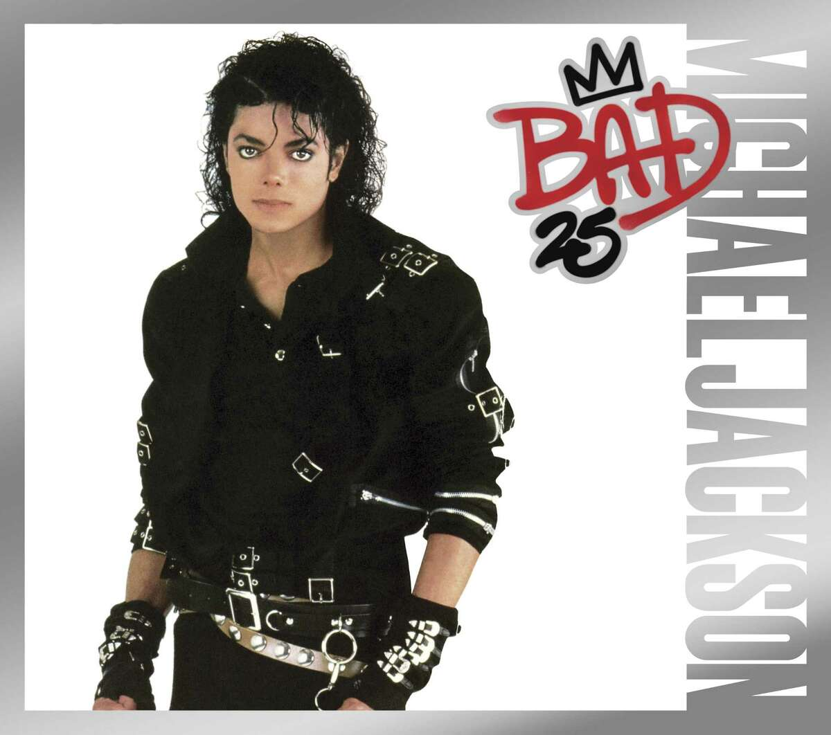"""""""Bad 25"""" is a 25th anniversary special-edition reissue of Michael Jackson's seventh studio album."""