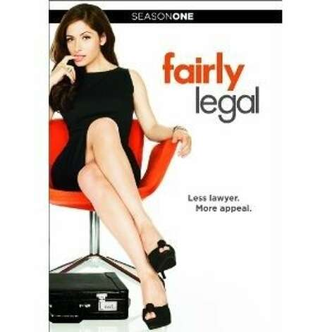 dvd cover FAIRLY LEGAL: SEASON ONE Photo: Universal