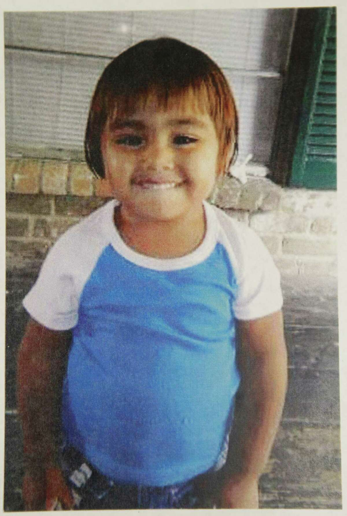 """Betsabeth """"Abby"""" Sandoval, seen in an undated photo, died June 3, 2011 at age 4 from repeated beatings and burnings. Her mother, Maciel Sandoval, was held responsible."""