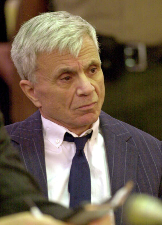 Robert Blake  The 'Baretta' actor was accused of shooting and killing his wife Bonnie Lee Bakley in 2001. He was acquitted but later found guilty in a wrongful death lawsuit. Photo: NICK UT