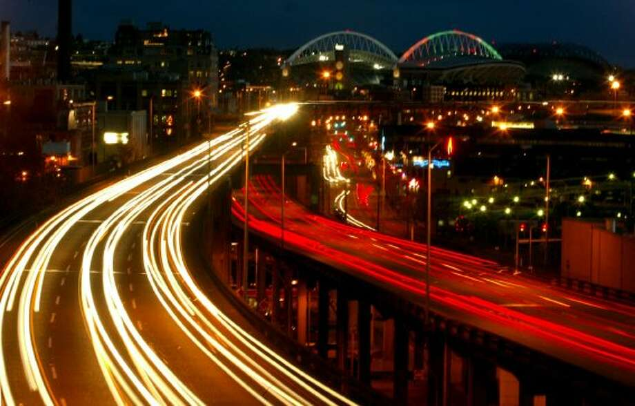 The viaduct, in all its blazing glory. Click through to see it through the years.