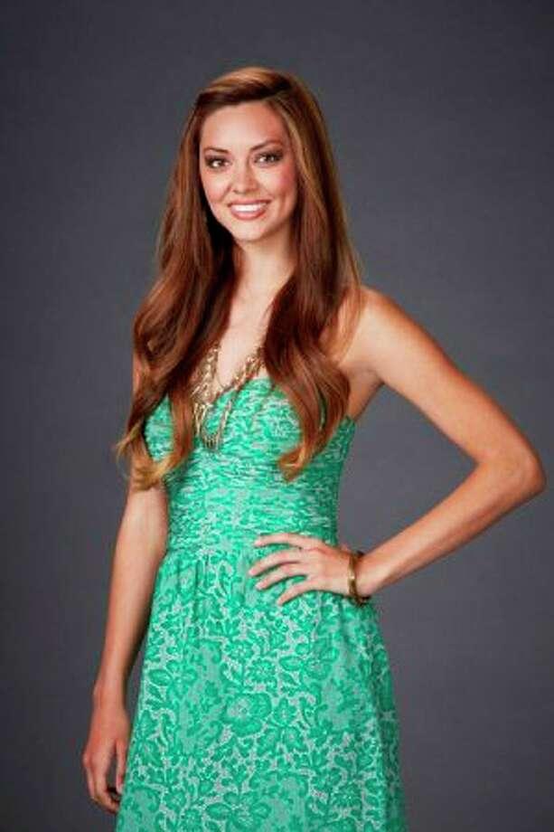Devyn Deloera. Team Christina. Photo: NBC / 2012 NBCUniversal Media, LLC
