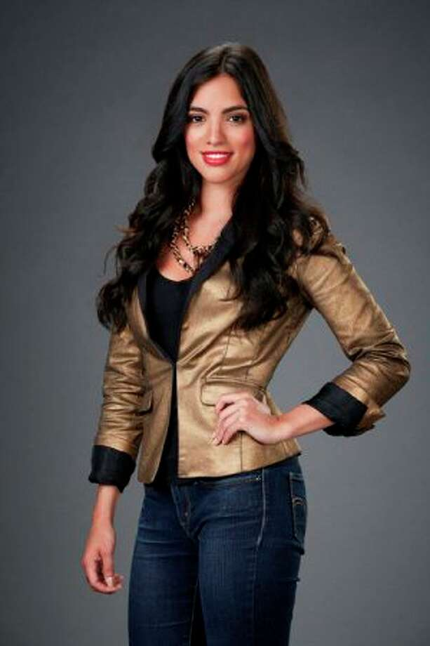 Adriana Louise. Team Christina. Photo: NBC / 2012 NBCUniversal Media, LLC