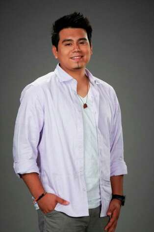 Julio Cesar Castillo. Team Blake. Photo: NBC / 2012 NBCUniversal Media, LLC