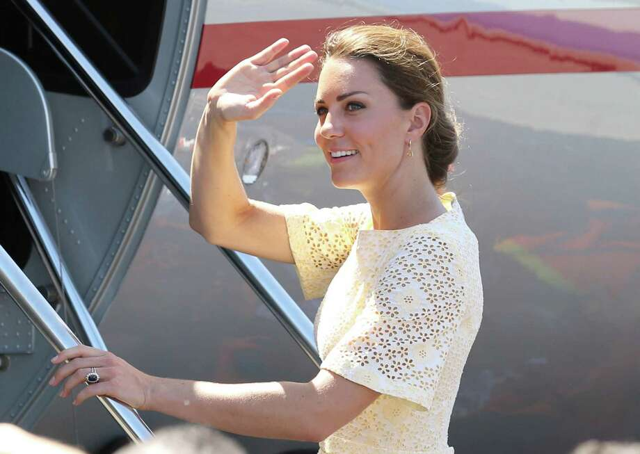 Catherine, Duchess of Cambridge, and her elegance come in at No. 7. Photo: Chris Jackson, Getty Images / 2012 Getty Images