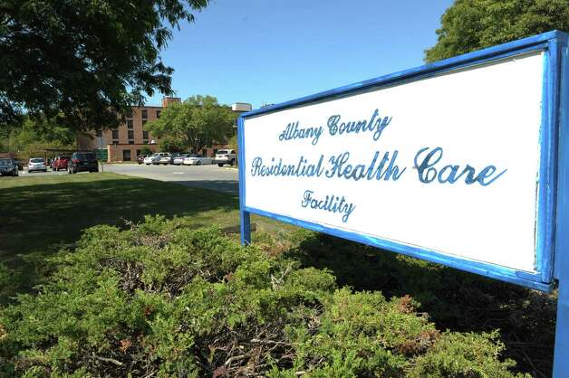 A view of the Albany County Residential Health Care Facility (nursing home) on Monday, Sept. 17, 2012 in Colonie, NY.  (Paul Buckowski / Times Union) Photo: Paul Buckowski