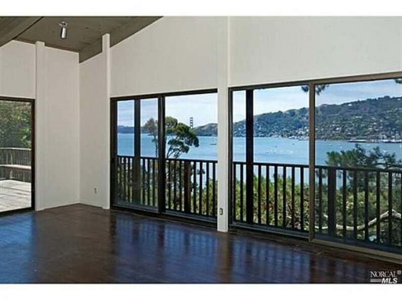 There are no photos of the outside of this $2.675 Tiburon home in the listing, but this picture says