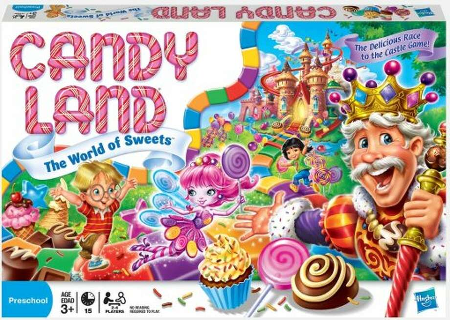 Candy Land: Created in 1945; produced by Hasbro Inc. (Screen grab)