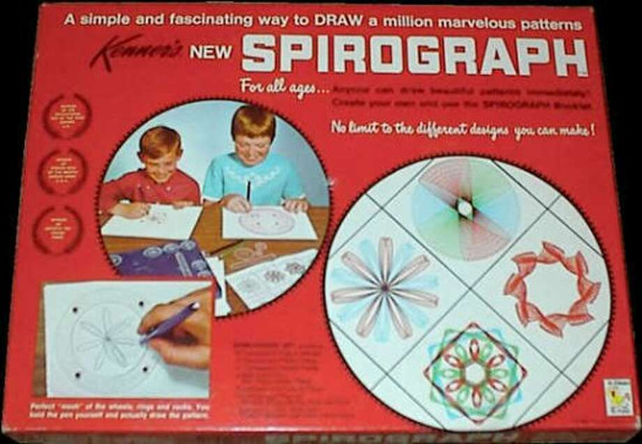 Spirograph: Created in 1965; produced by Hasbro Inc. (Screen grab )