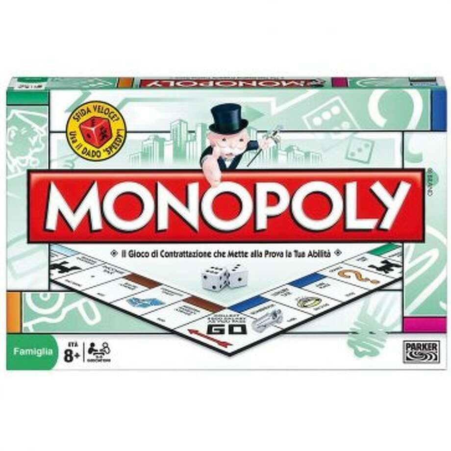 Monopoly: Developed in 1903; produced by Hasbro Inc. (Screen grab )