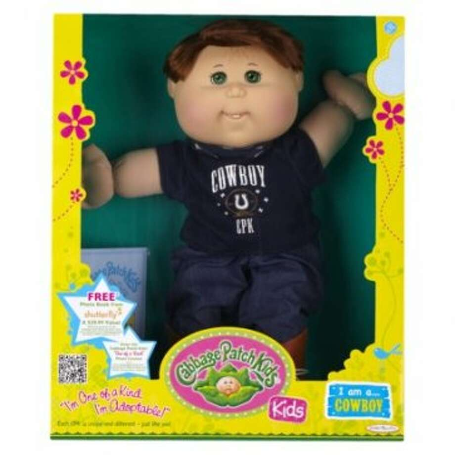 Cabbage Patch Kids: Created in 1978; produced by Original Appalachian Artworks Inc.  (Screen grab )