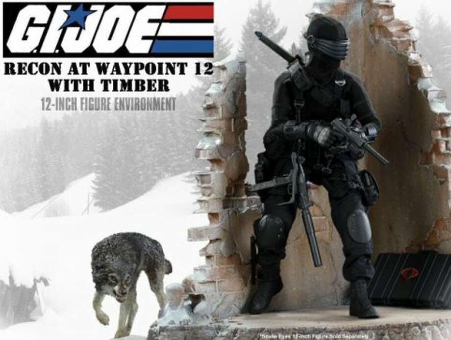 G.I. Joe: Created in 1964; produced by Hasbro Inc.  (Screen grab )