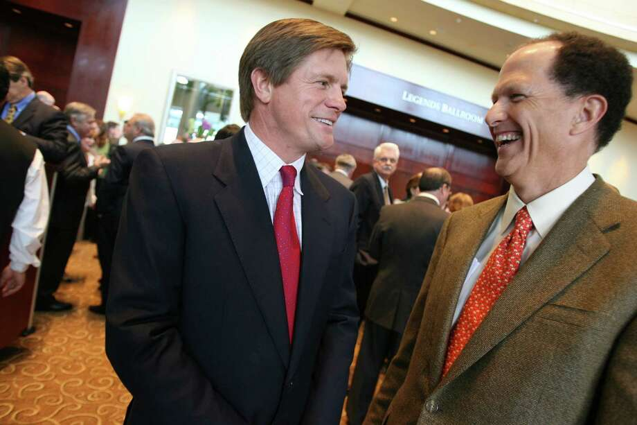 Jeffrey Hildebrand, 53, is worth an estimated $5.5 billion. Hildebrand made his money with his energy company Hilcorp Energy. Hildebrand has had a big year in 2012 after Hilcorp sold several Gulf of Mexico assets for $550 million. Photo: Sharon Steinmann, Houston Chronicle / Houston Chronicle