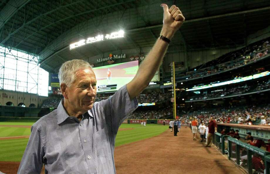 Drayton McLane, 75, is worth an estimated $1.8 billion. He is best known around Houston as the former owner of the Houston Astros. Photo: Cody Duty, Houston Chronicle / © 2011 Houston Chronicle