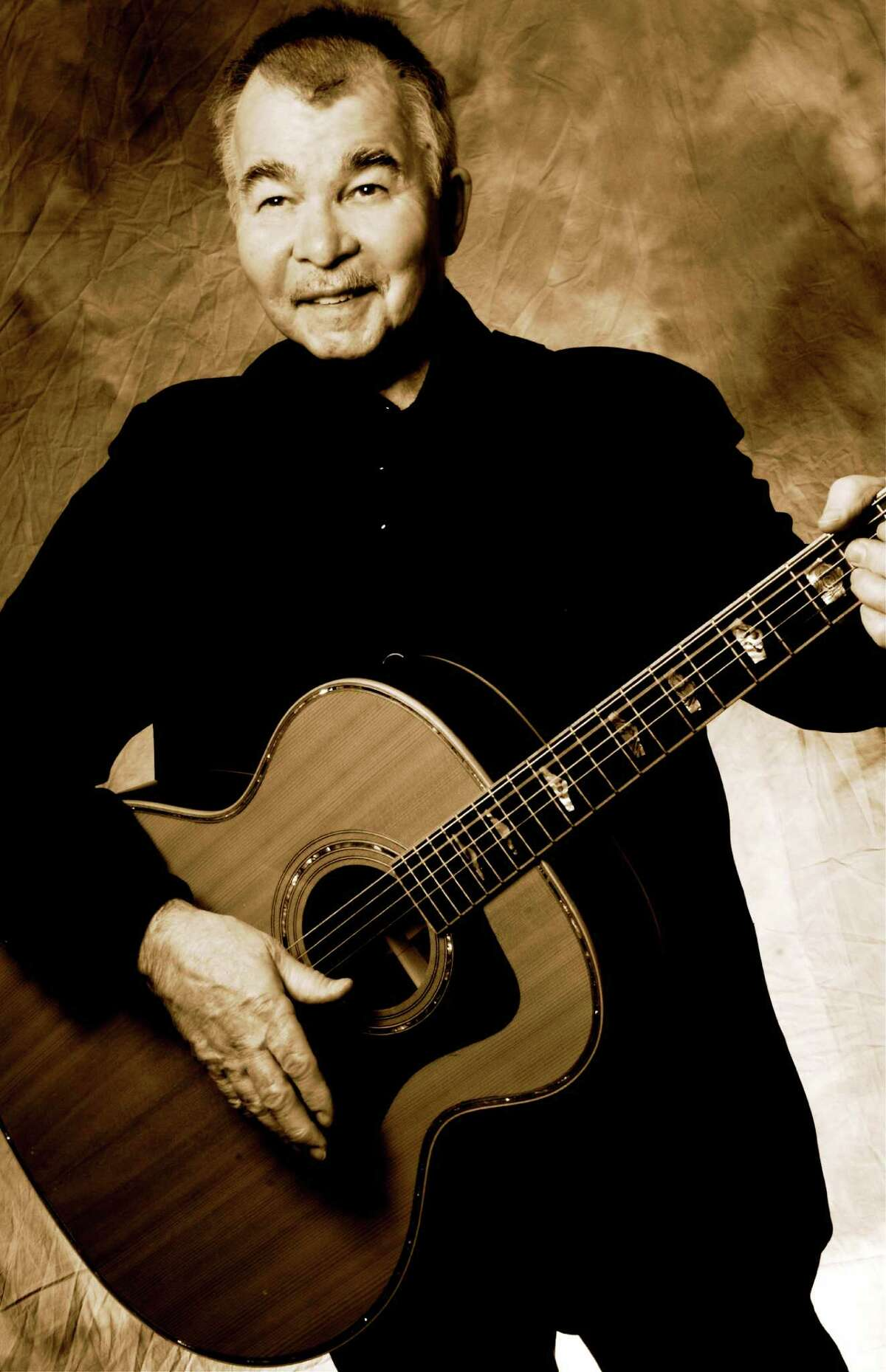 Legendary singer-songwriter John Prine