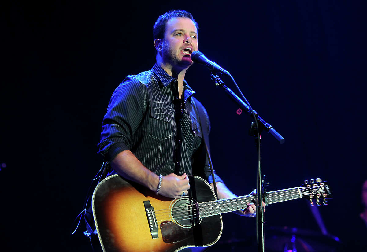 Wade Bowen performs at Ford Park in Beaumont, Friday, June 22, 2012. Tammy McKinley/The Enterprise