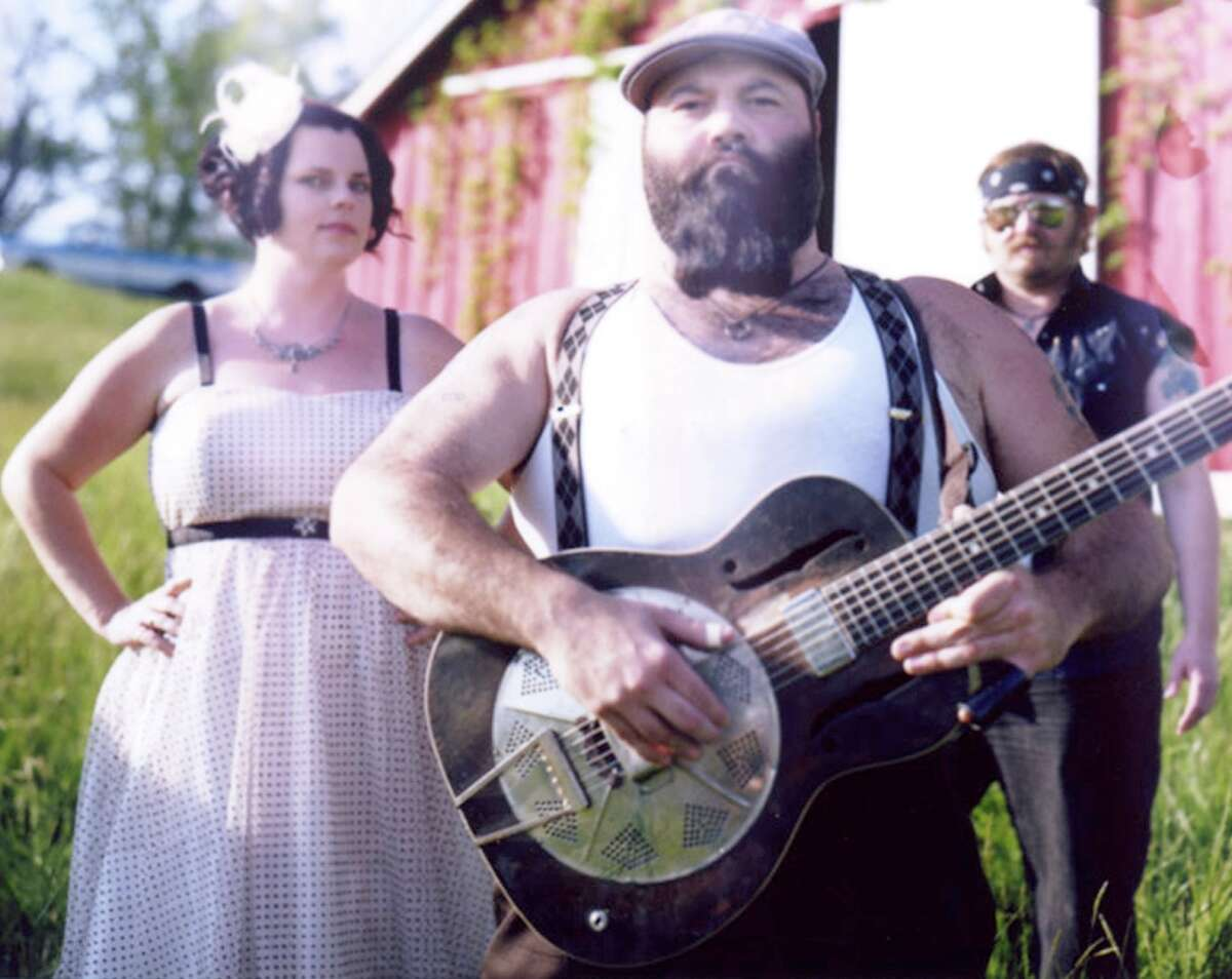 Blues/Americana outfit the Reverened Peyton's Big Damn Band, from Indiana