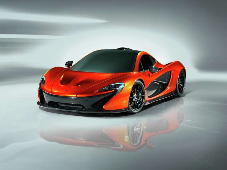 The McLaren P1, a brand-new supercar, is set to be unveiled later this month at the Paris Auto Sh