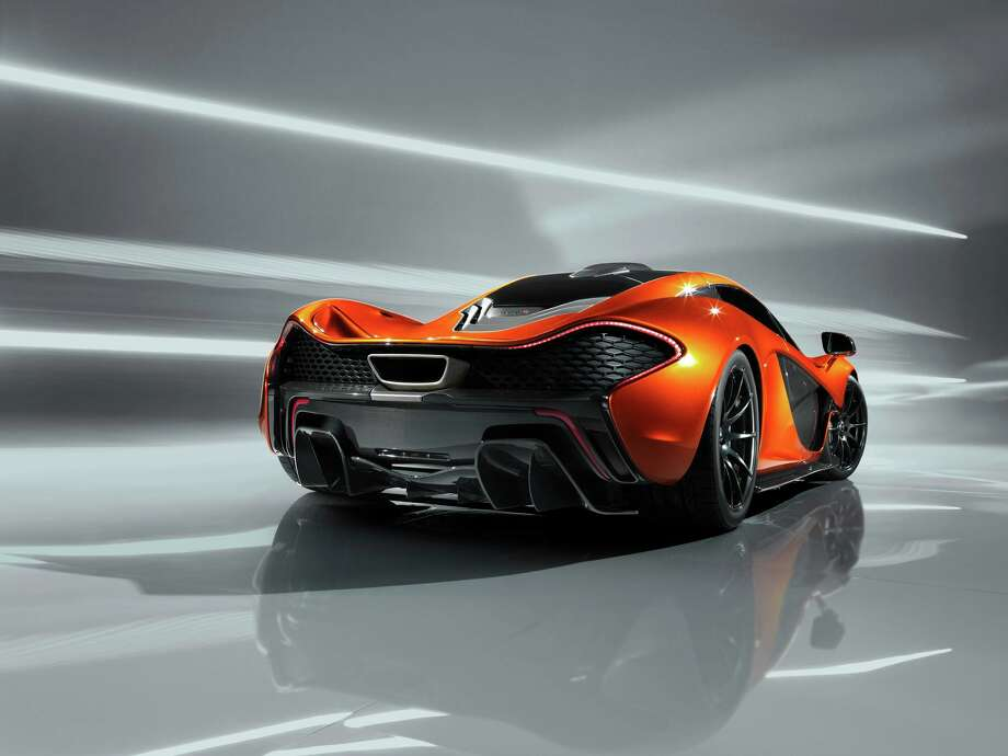The McLaren P1, a brand-new supercar, is set to be unveiled later this month at the Paris Auto Show.