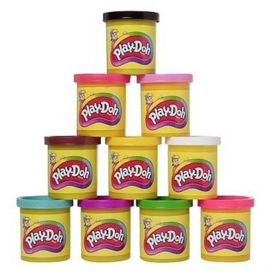 Play-Doh: Created in the 1930's; produced by Hasbro Inc. (Screen grab )