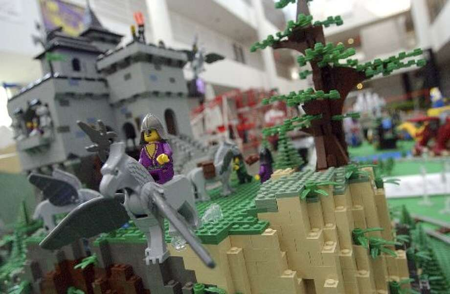LEGO: Created in 1949; produced by Lego Group. (Express-News file photo)