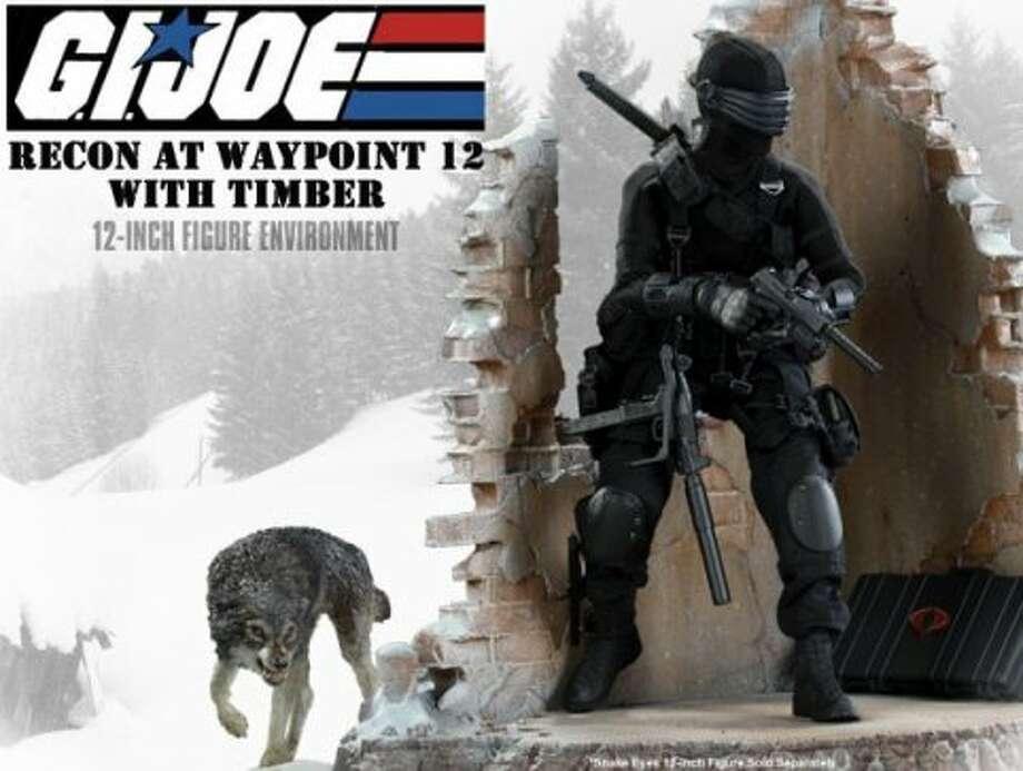 G.I. Joe: Created in 1964; produced by Hasbro Inc.  (Screen grab )