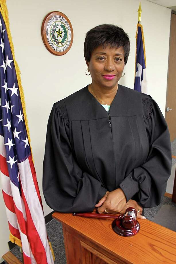 Judge Ruby L. Shaw began presiding over Fort Bend County's new truancy court in December. Photo: Suzanne Rehak